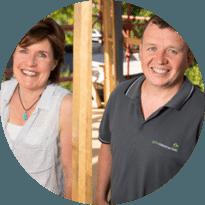 Jeremy Gates & Sue Davidson - Gaia Construction