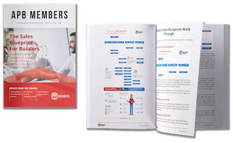 Sales Blueprint Booklet