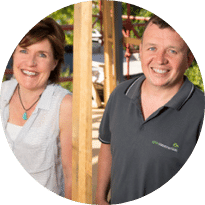 Jeremy Gates & Sue Davidson - Gaia Construction